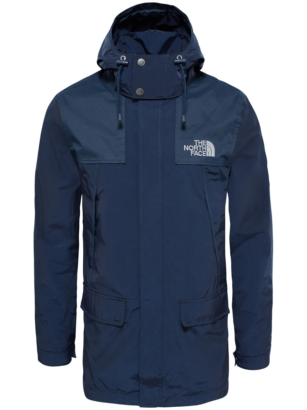 Mountain Murdo Light Parka