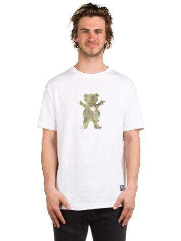 Grizzly Kayak OG Bear Camiseta