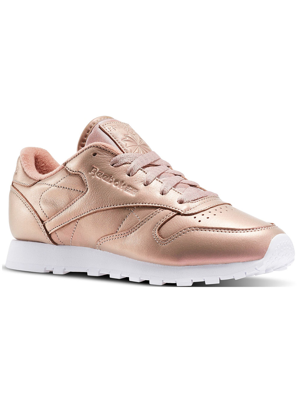 buy reebok classic leather pearlized sneakers women online. Black Bedroom Furniture Sets. Home Design Ideas
