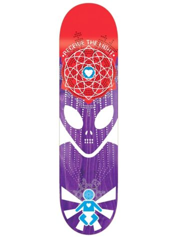 "Alien Workshop Receive The Love 8.25"" Skateboard Deck"