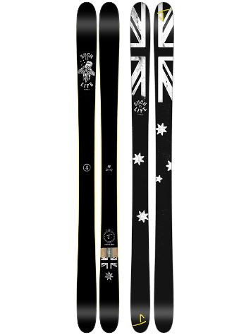 J skis The Whipit Such is Life 171 2017 Ski