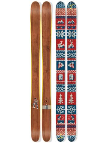 J skis The Friend Holiday 186 2017 Esquís