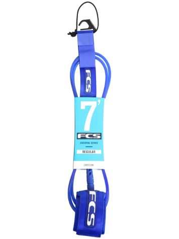 FCS Regular 7' 7mm Blue Glass Leash