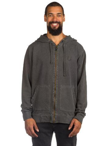 Roark Revival Well Worn Zip Hoodie