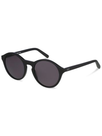 Eye Connection Annie Matt Black Sonnenbrille