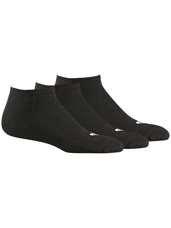 Image of adidas Originals Trefoil Liner 3 Pk Socks