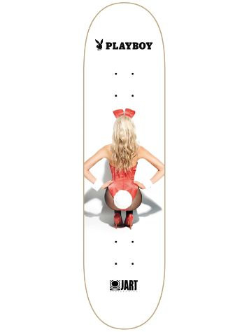 "Jart Playboy Heather 7.87"" MC Deck"
