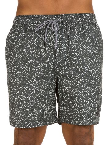 RVCA Speckled Elastic Shorts