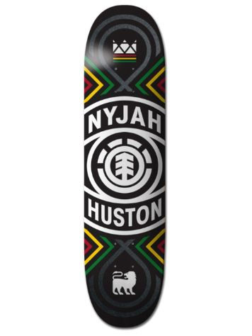 "Element Nyjah Crossed 8"" Skateboard Deck"