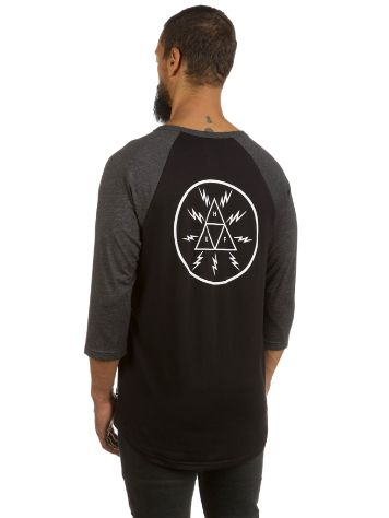 HUF Bolt Triangle Raglan Camiseta