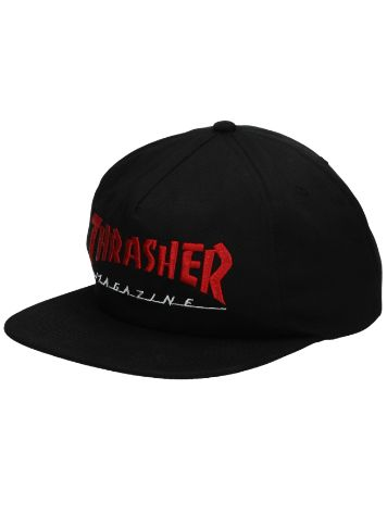 Thrasher Two Tone Magazine Logo Cap