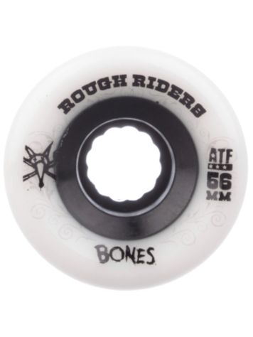 Bones Wheels Atf Rough Riders 80A 59mm Wheels