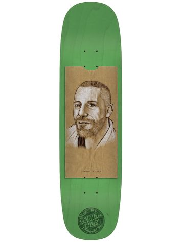 "Santa Cruz Knox Lunchbag 8.47"" Skateboard Deck"