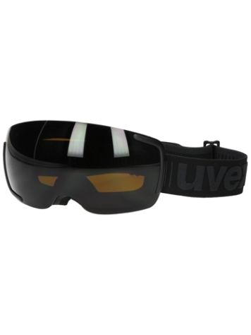 uvex Big 40 FM Pitch Black Mat Goggle