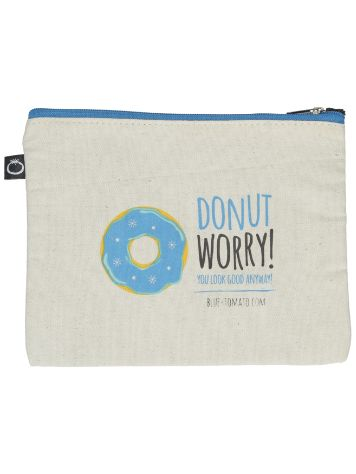 Blue Tomato Donut Bag