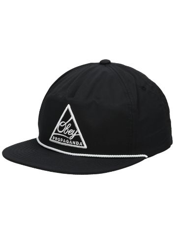 Obey Centred Snapback Cap