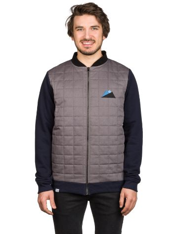 Blue Tomato BT Quilted Chaqueta