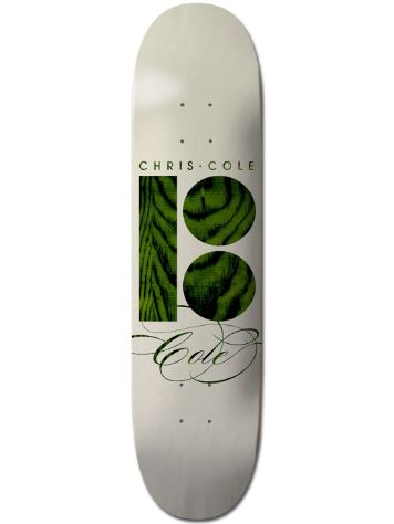 "Plan B Cole Signature 8.25"" Skateboard Deck"