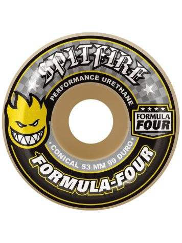 Spitfire Formula Four 99D Conical II 52mm Rollen