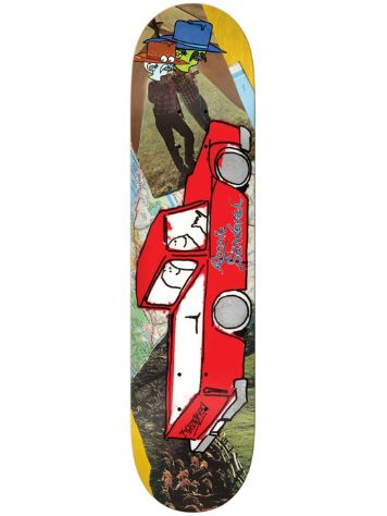 Krooked NEW PRO Tore Up 8.25'' Deck