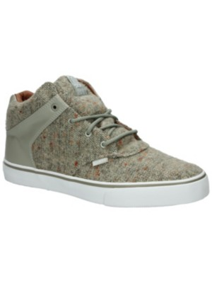 Djinns Chunk Spotted Felt Shoes grey Gr. 41.0 EU
