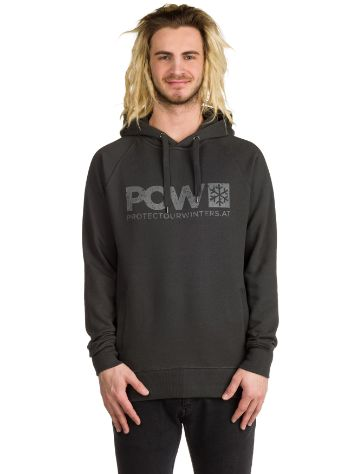 POW Protect Our Winters Logo Sudadera con capucha