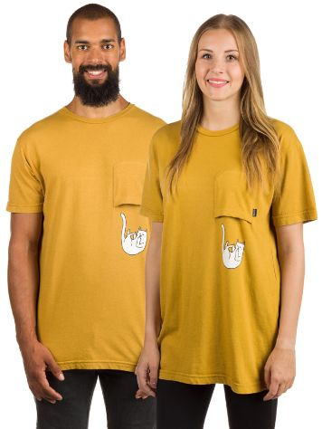 Rip N Dip Falling For Nermal Pocket Camiseta