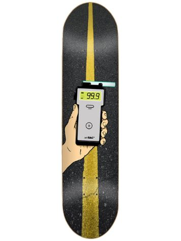 "Skate Mental Plunkett Breathalyzer 8.375"" Skateboard"