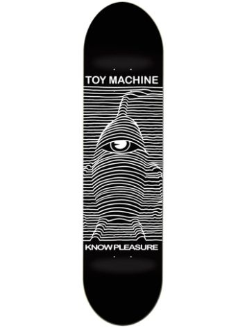 "Toy Machine Toy Division 8.0"" Deck"