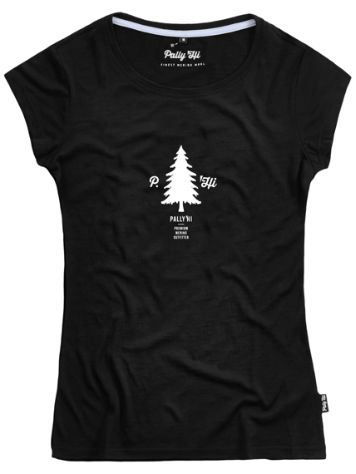 Pally'Hi Merino Tree Search Tech Tee