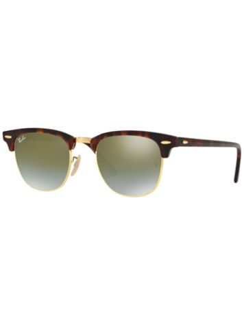 Ray Ban Clubmaster Shiny Red Havana