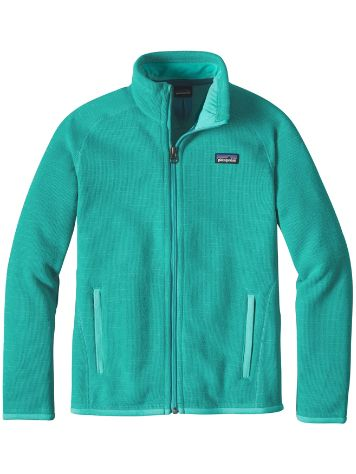 Patagonia Better Sweater Fleece Jacket Girls