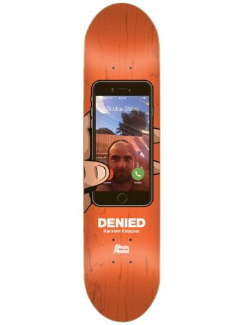 "Skate Mental Kleppan Denied 8.25"" Skateboard Deck"