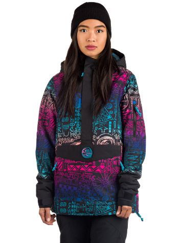 O'Neill 88' Frozen Wave Anorak Jacket