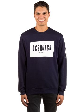 DC Squareside Crew Sweater