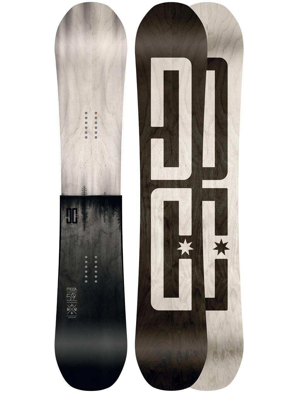 achetez dc mega 159 2018 snowboard en ligne sur blue