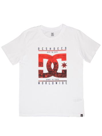 DC City State T-Shirt jongens