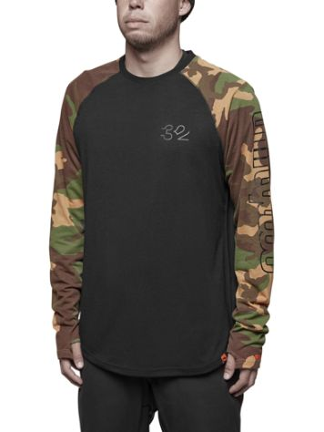 Thirtytwo Ridelite Tech t-shirt LS