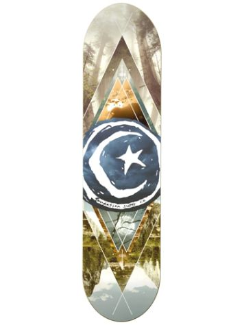 "Foundation Star & Moon Geometry 8.125"" Deck"