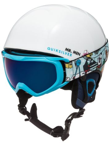 Quiksilver The Game Pack Helm Jungen