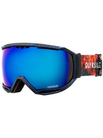 Quiksilver Hubble Travis Rice Marine Iguana Real Goggle