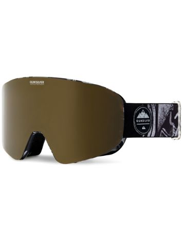 Quiksilver Qs_Rc Black Thunderbolts Goggle