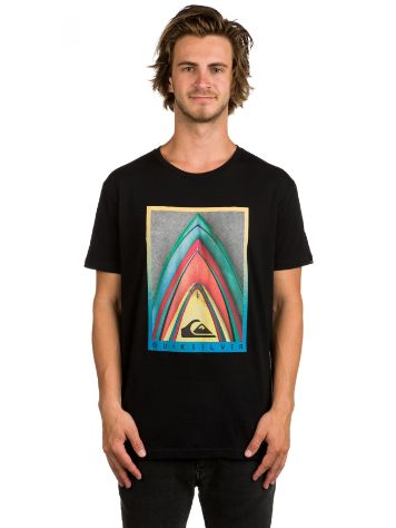 Quiksilver Premium East Stacked T-Shirt