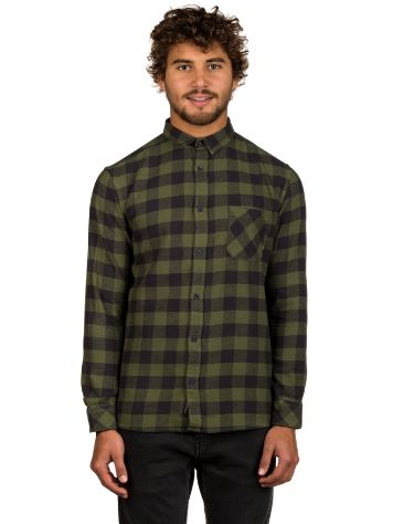 Quiksilver Motherfly Flannel Camisa