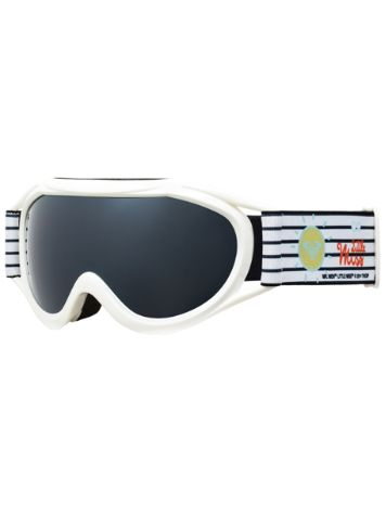 Roxy Loola 2.0 Little Miss Bright White Littl Goggle