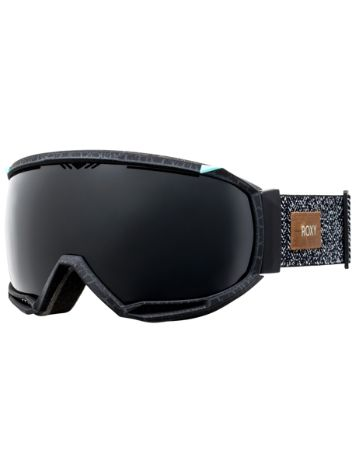 Roxy Hubble True Black Goggle jongens