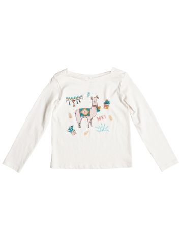 Roxy Read Me A Story T-Shirt LS Girls
