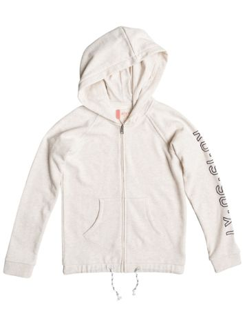 Roxy Sunflower Galaxy Zip Hoodie Girls