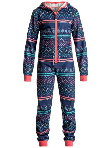 Roxy Cosy Up Tech One Piece Girls