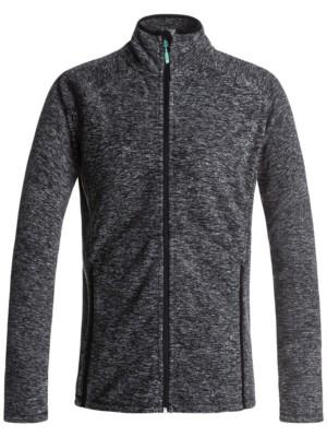 Roxy Harmony Fleece Jacket true black Gr. L